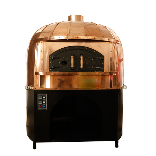 Italy Pizza Oven 12 Inch 4 pieces Pizza  made by 100% Natural Lava Rock